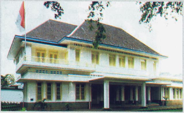 bangunan rumah bersejarah