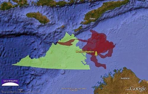 GMIT Gereja Austalia Suarakan Pencemaran Laut Timor
