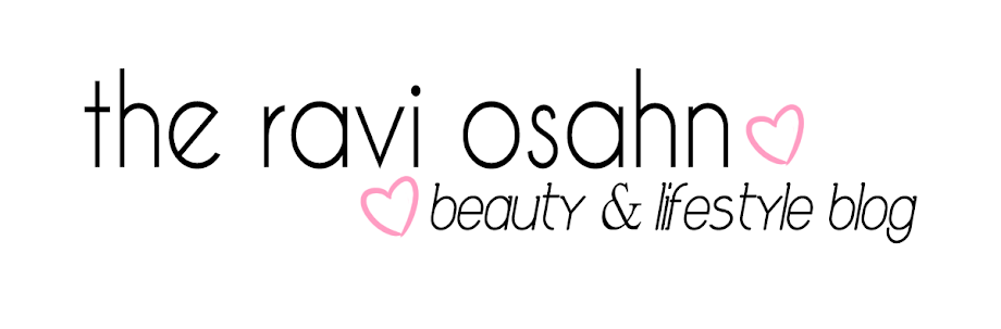 The Ravi Osahn | Beauty & Lifestyle Blog