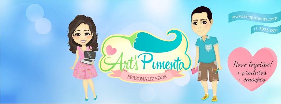 Art's Pimenta - Convites e Lembranças Personalizadas