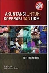 Akuntansi Untuk UKM dan Koperasi Oleh Tuti Trisnawati