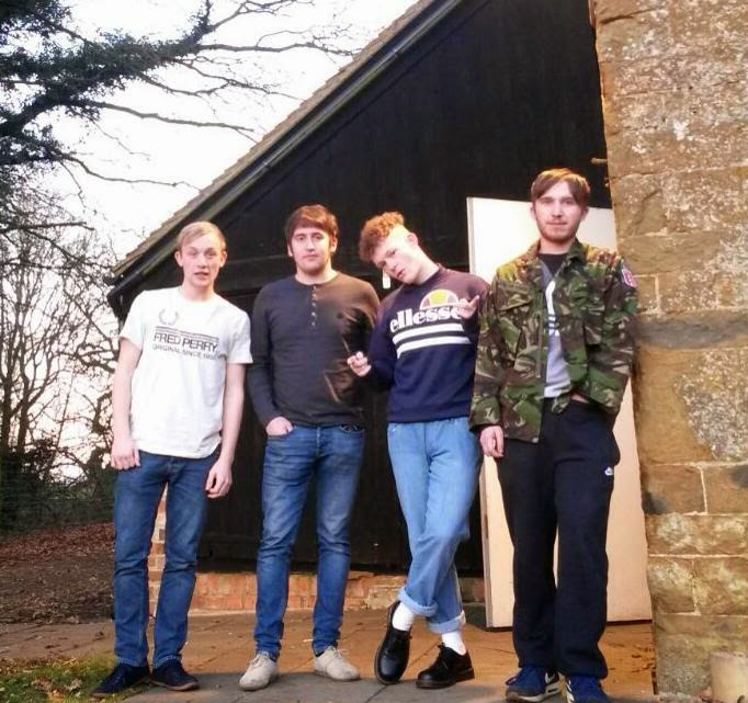 Birmingham Indie band The Assist In Your Ear