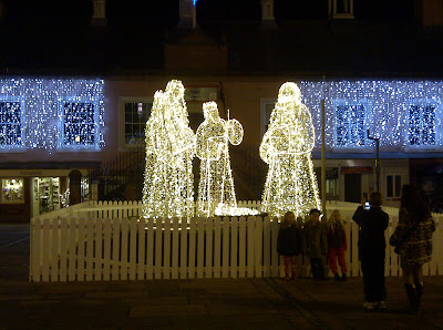 Carlisle Christmas Kings Lights