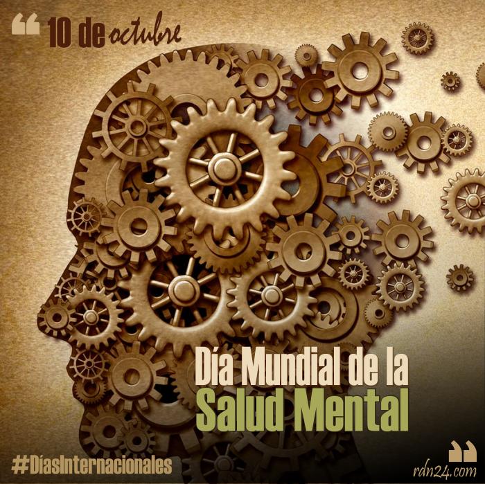 10 de octubre – Día Mundial de la Salud Mental #DíasInternacionales