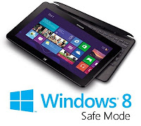 Cara Safe Mode Windows 8