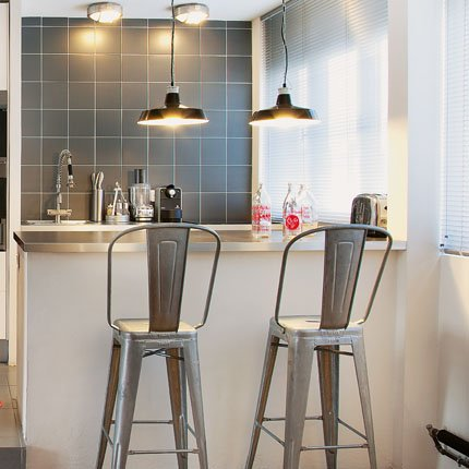 Taburete Tolix - Kansei Cocinas | Servicio profesional de Diseño y ...