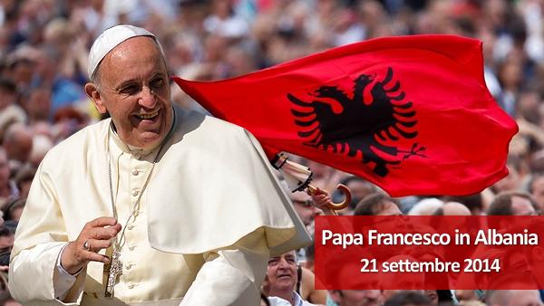 Papa Francisco visitara Tirana (ALBANIA)