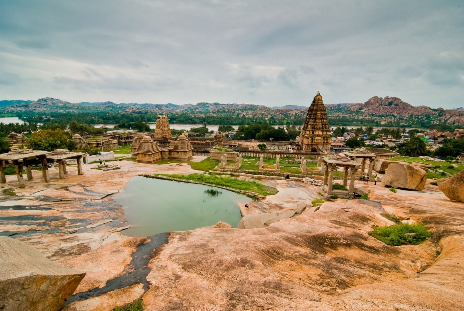Image result for hampi ruins