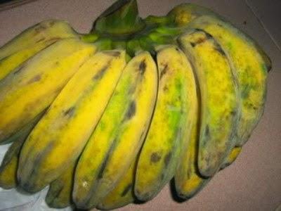 Manfaat buah pisang yang jarang diketahui
