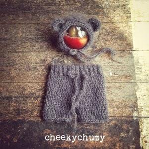 Buy Handmade | Christmas Gift Guide For Children - Bear Outfit