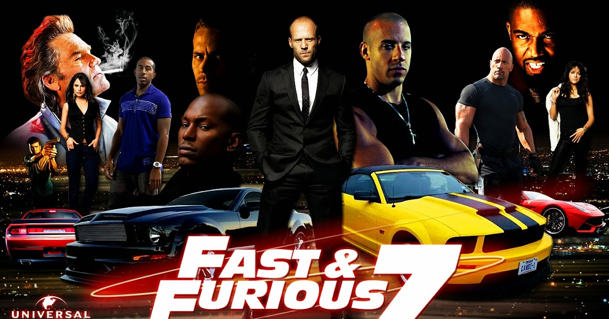 Free Download Latest Movies : Fast And Furious 7 (2015 ...