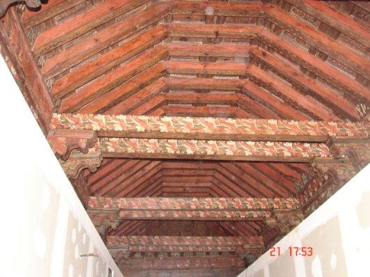 Saboyart restauraci n de artesonados y yeser as en el colegio de arquitectos de - Colegio arquitectos toledo ...