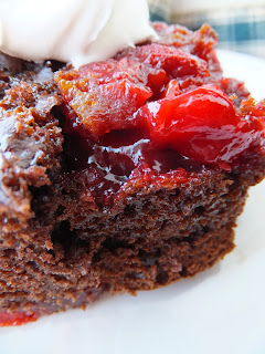 Easy Black Forest Cake from Turnips 2 Tangerines