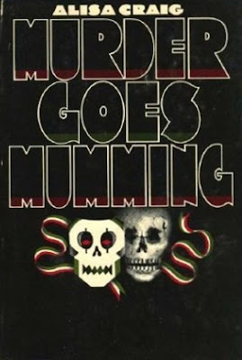 Cover of Murder Goes Mumming by Alisa Craig