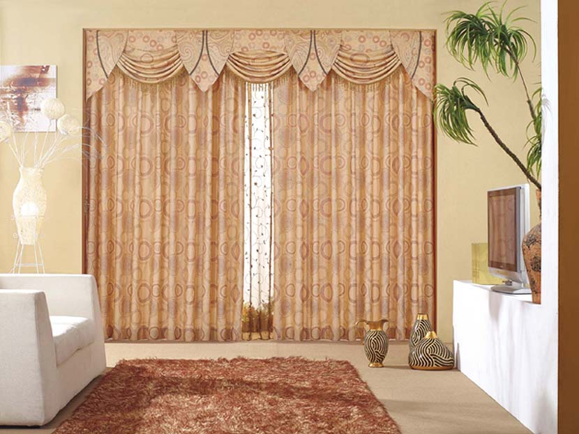 Light Pink Window Curtains Wall Art for Windows