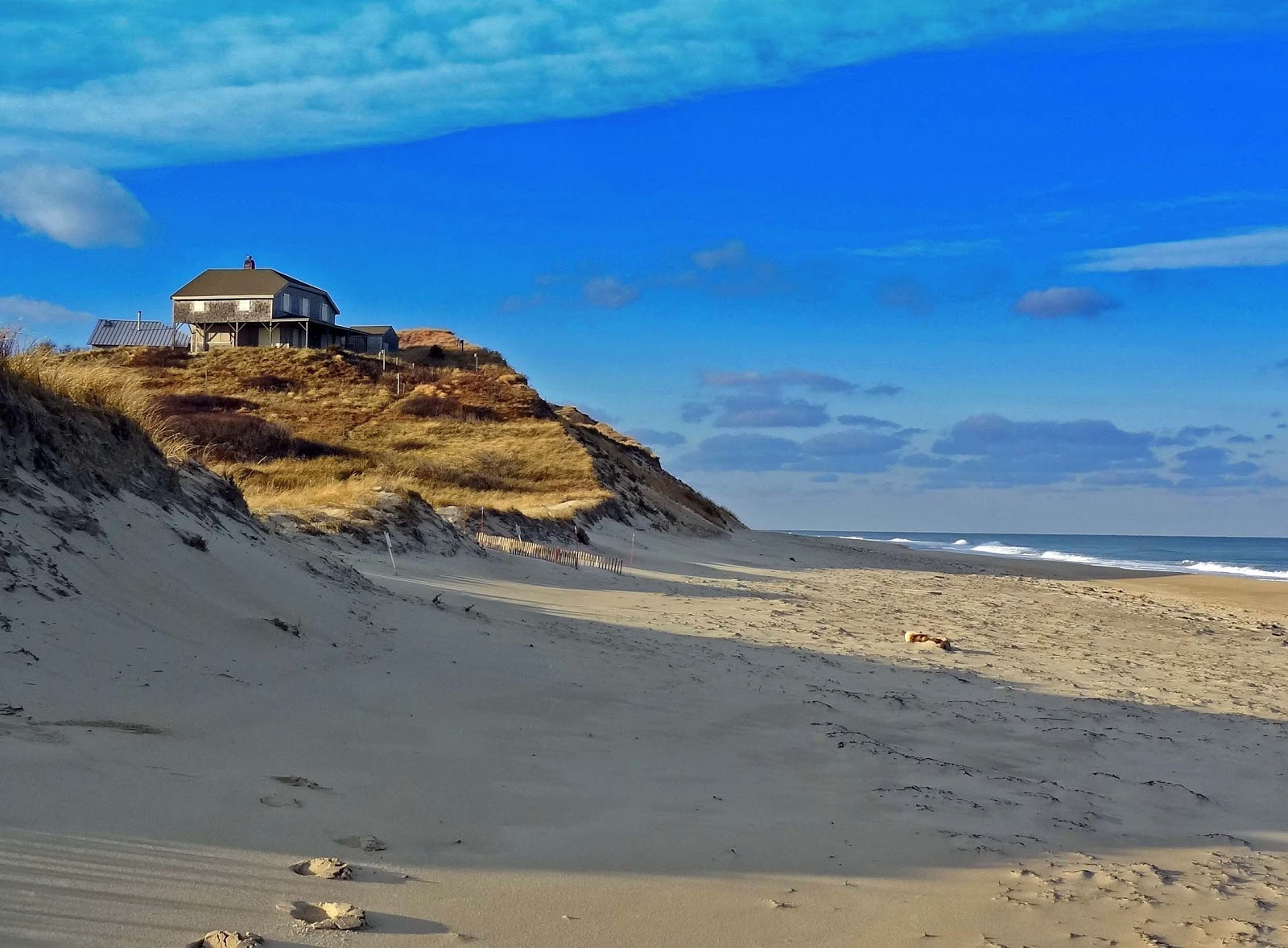 Joes Retirement Blog: Ballston Beach, Truro, Cape Cod