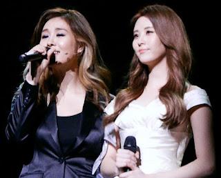 snsd seohyun at ock joohyun concert