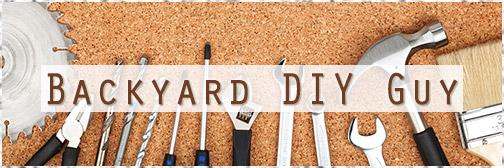 Backyard DIY Blog