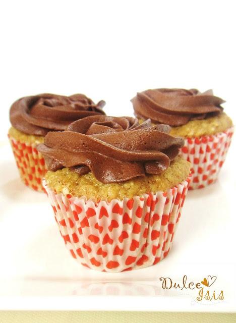 Cupcakes de Quinua