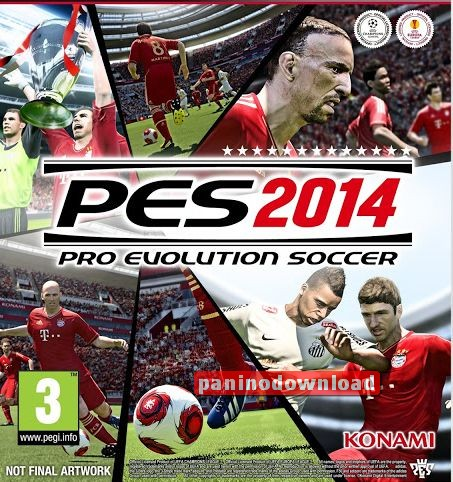 Free Download Pes 2014 Full Version Games ( Crack And Serial Number)