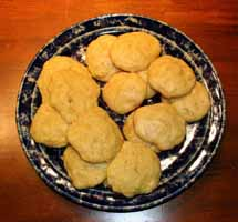 Weight Loss Recipes : Acorn Squash Cookies