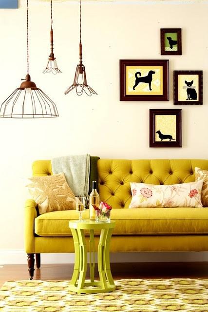 Color Mostaza Decorar Tu Casa Es