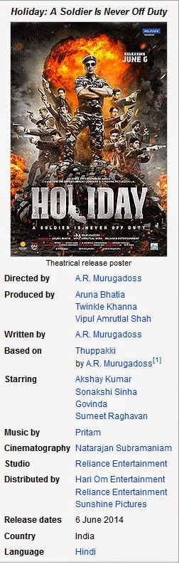 Holiday - A Soldier Is Never Off Duty Full Movie In Hindi Download Utorrent Free