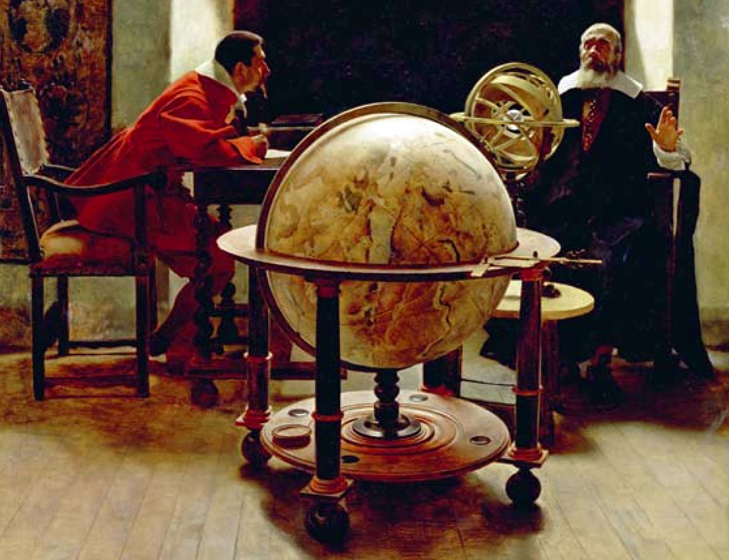 galileo galileis major points about pendulums Galileo is often credited with the invention of the telescope but he is not the inventor galileo galilei heard of the invention of the telescope in.