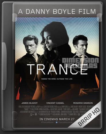 Trance (BRRip HD Español Latino) (2013)