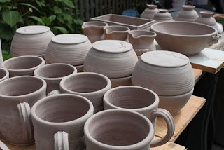 Bridges Pottery Blog Gearing Up For A Bisque