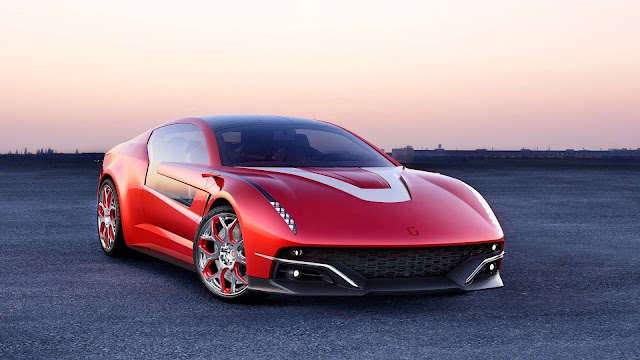 Guigiaro Brivido Concept Car