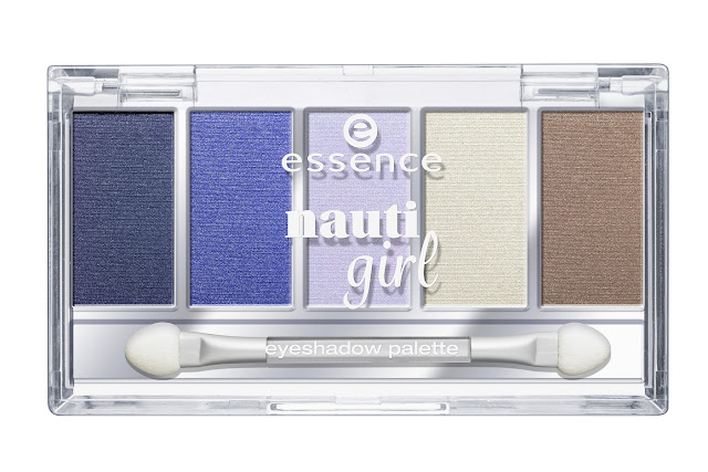 ESSENCE - Nauti Girl {Julio 2015} - Eyeshadow Palette