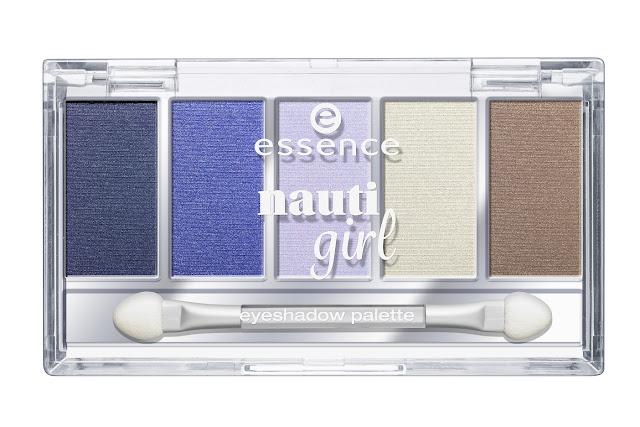 ESSENCE - Nauti Girl {Julio 2015} - Eyeshadow Palette