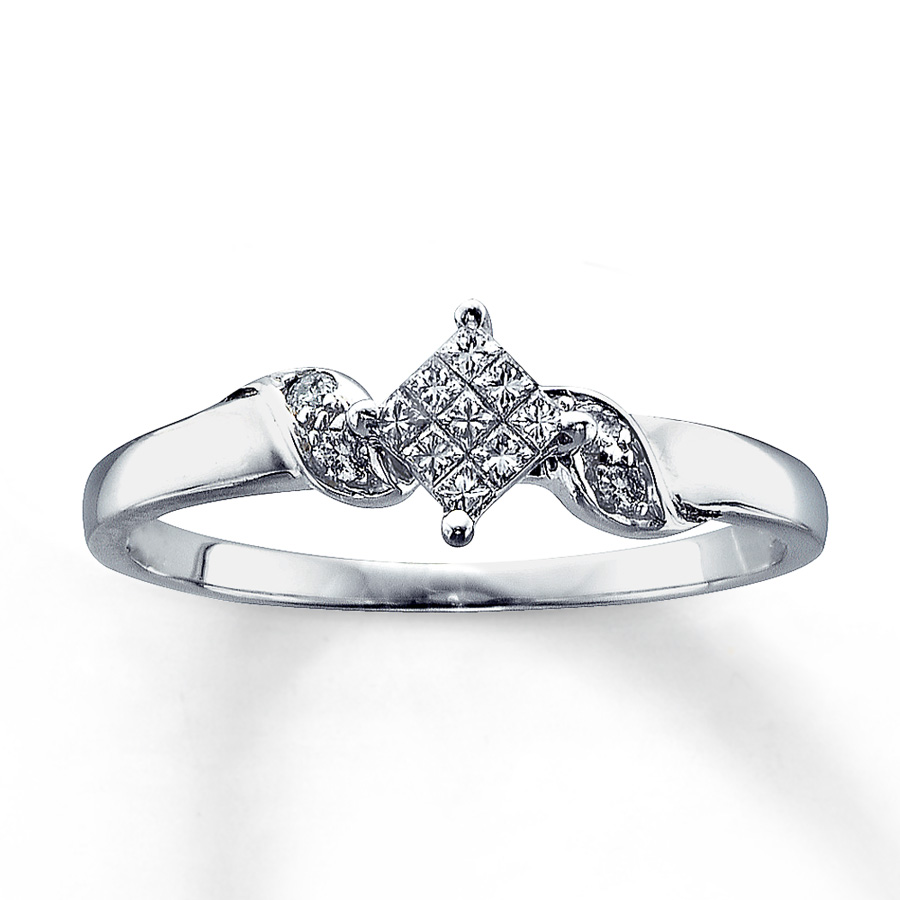 finding the cheap promise rings for ring