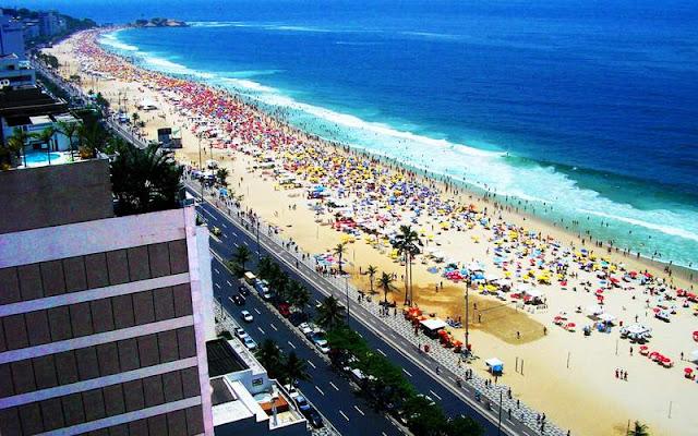 Preço de imóveis - Bolha Imobiliária - Rio de Janeiro - Praia de Copacabana