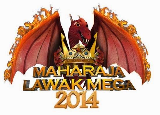 Kerusi Panas Maharaja Lawak Mega MLM 2014, peserta kerusi panas MLM 2014, gambar MLM 2014