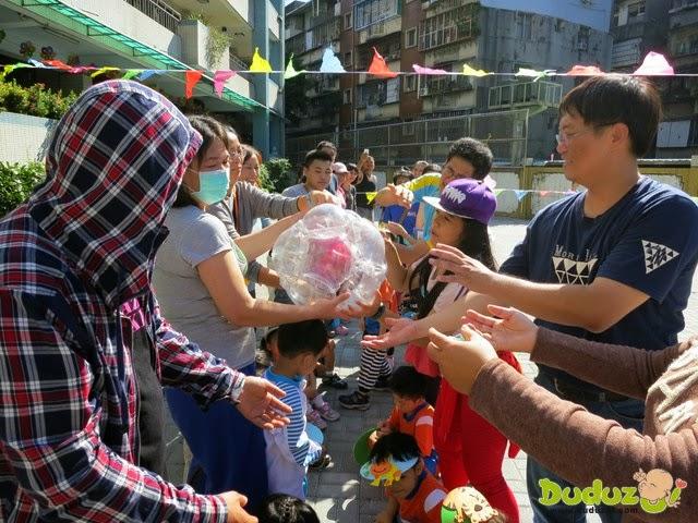 泓育國際『YayLabs! 雪球ing』產品教學體能活動