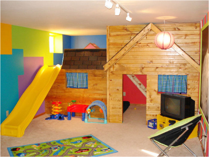 kids playrooms decorating ideas