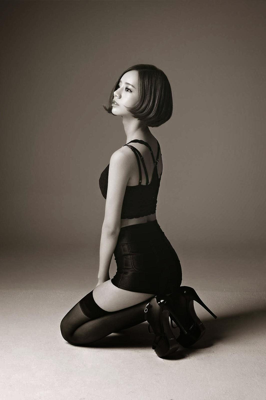 Hyeri Girl's Day Something Concept Photo