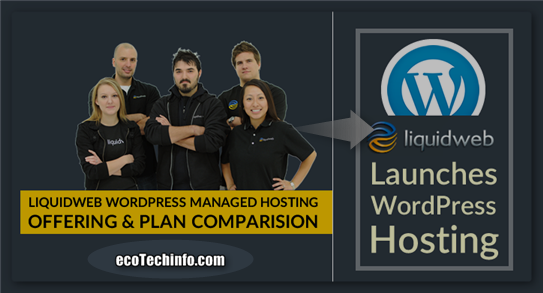 Wordpress and lunix Hosting Offers and plan in LiquidWeb