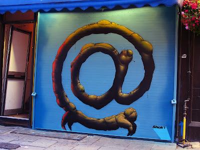 street art illusions - graffiti