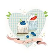 Le gâteau préféré de mon enfance c'était SERNIK, un cheesecake polonais fait .