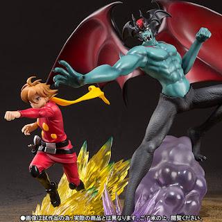 Joe Shimamura e Devilman