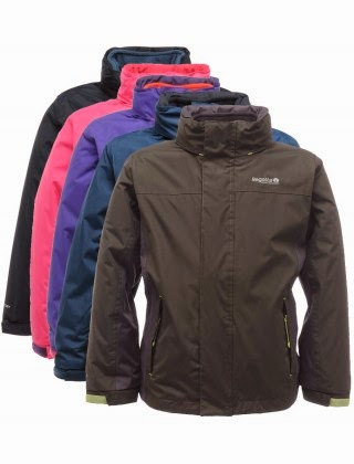 Regatta Luca II 3-in-1 Jacket (4 colours)