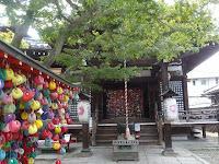 大黒山金剛寺庚申堂と号し、日本最初の庚申信仰霊場