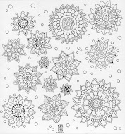 FREE COLORING MANDALAS                 (click on image)