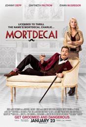 Mortdecai สายลับพยัคฆ์รั่วป่วนโลก