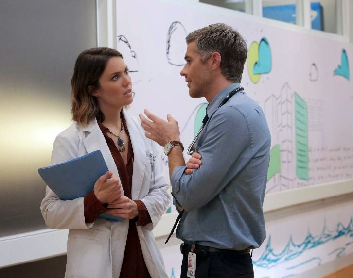 Red Band Society - Episode 1.06 - Ergo Ego - Promotional Photos