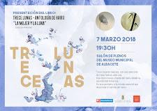 13 Lunas: Presentación en Albacete