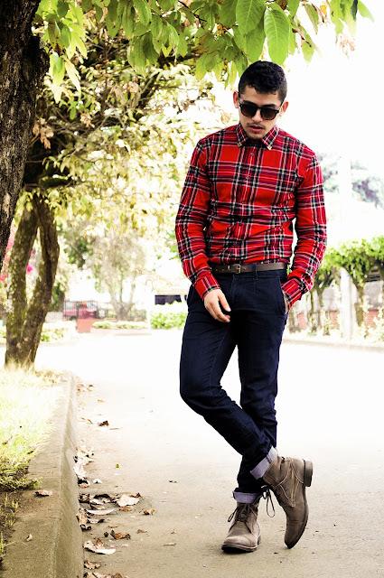 jualferx, bloggers sharing style, share in style 10, jualferx rojo